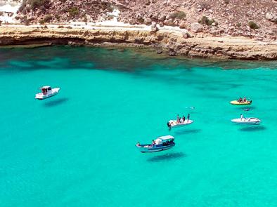 Stunning Soggiorno Lampedusa Contemporary - Idee Arredamento Casa ...